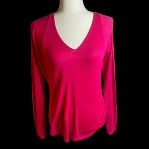 Lily Pulitzer Womens Pink Pullover Sweater Size XS